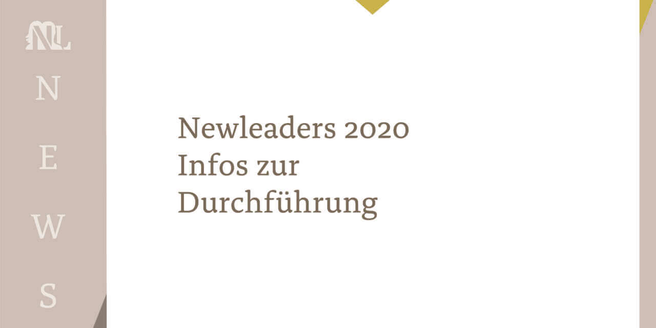 Newleaders 2020